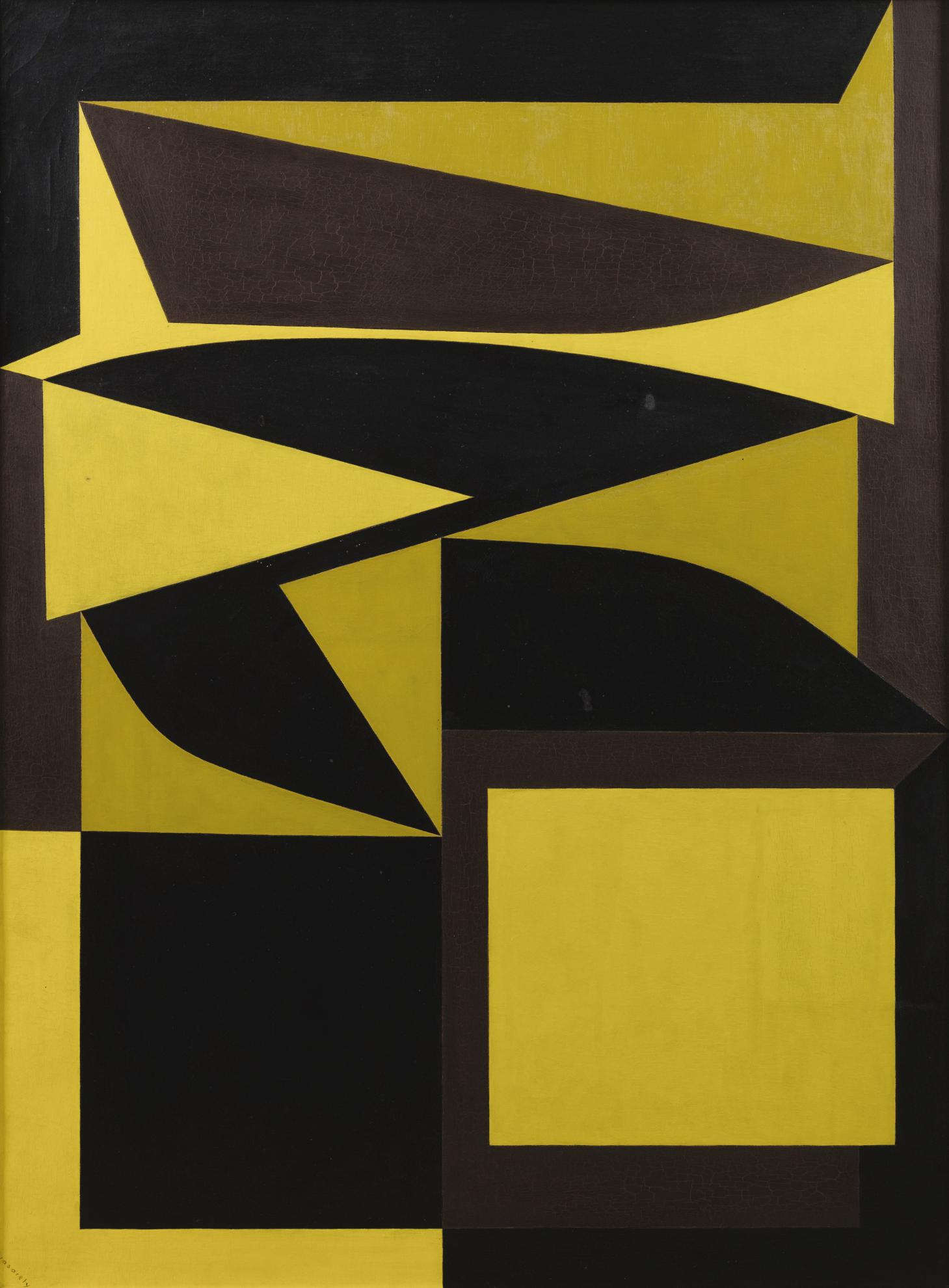 Victor Vasarely-Ezinor-1953