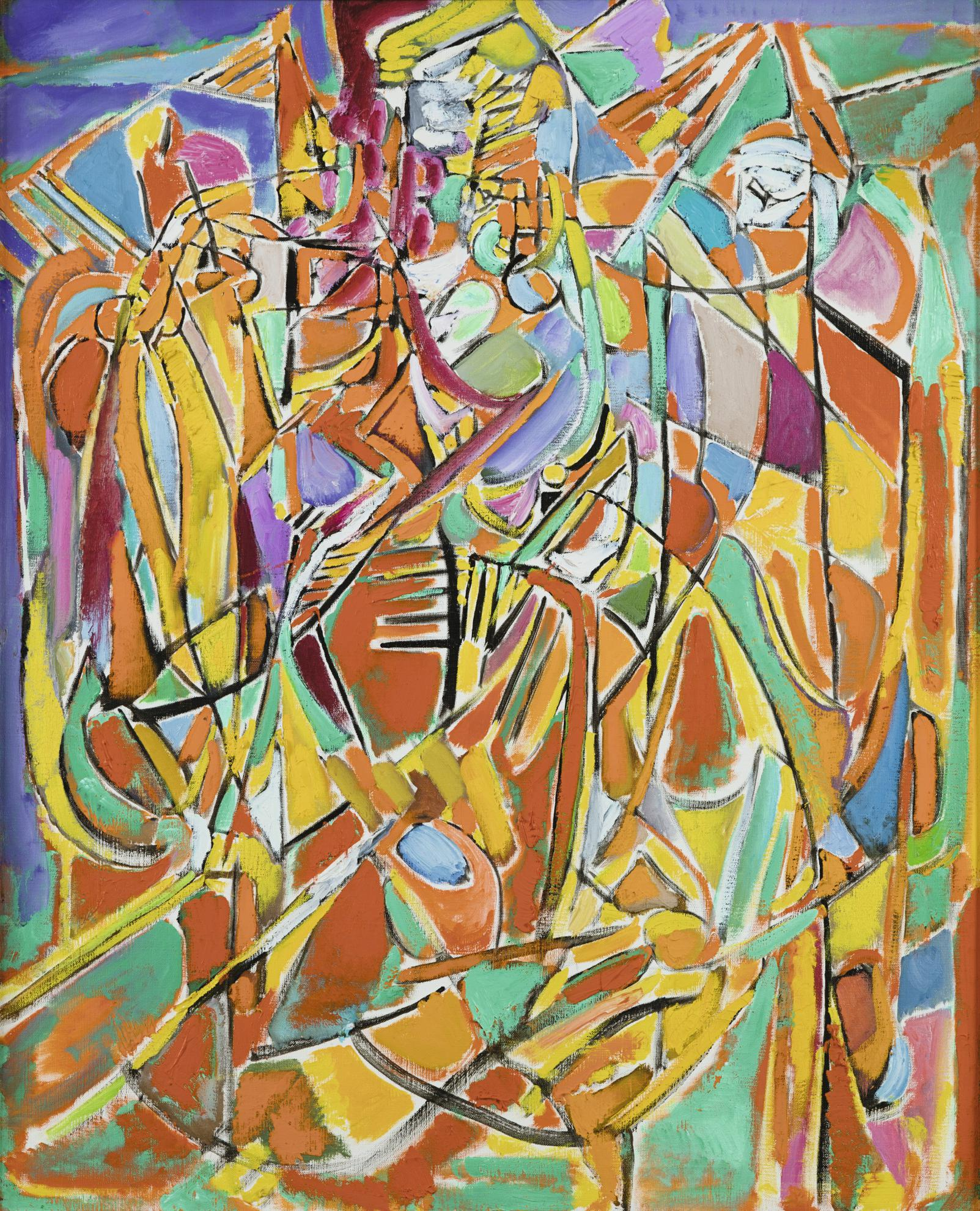 Andre Lanskoy-Composition-