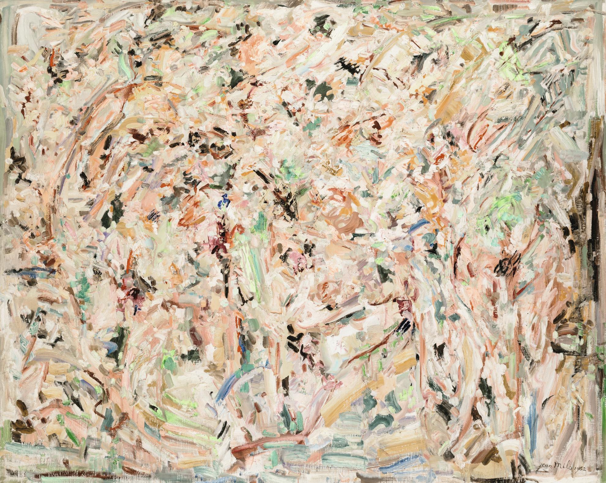 Jean Milo - Variations Sur Le Theme Des Grandes Baigneuses-1962