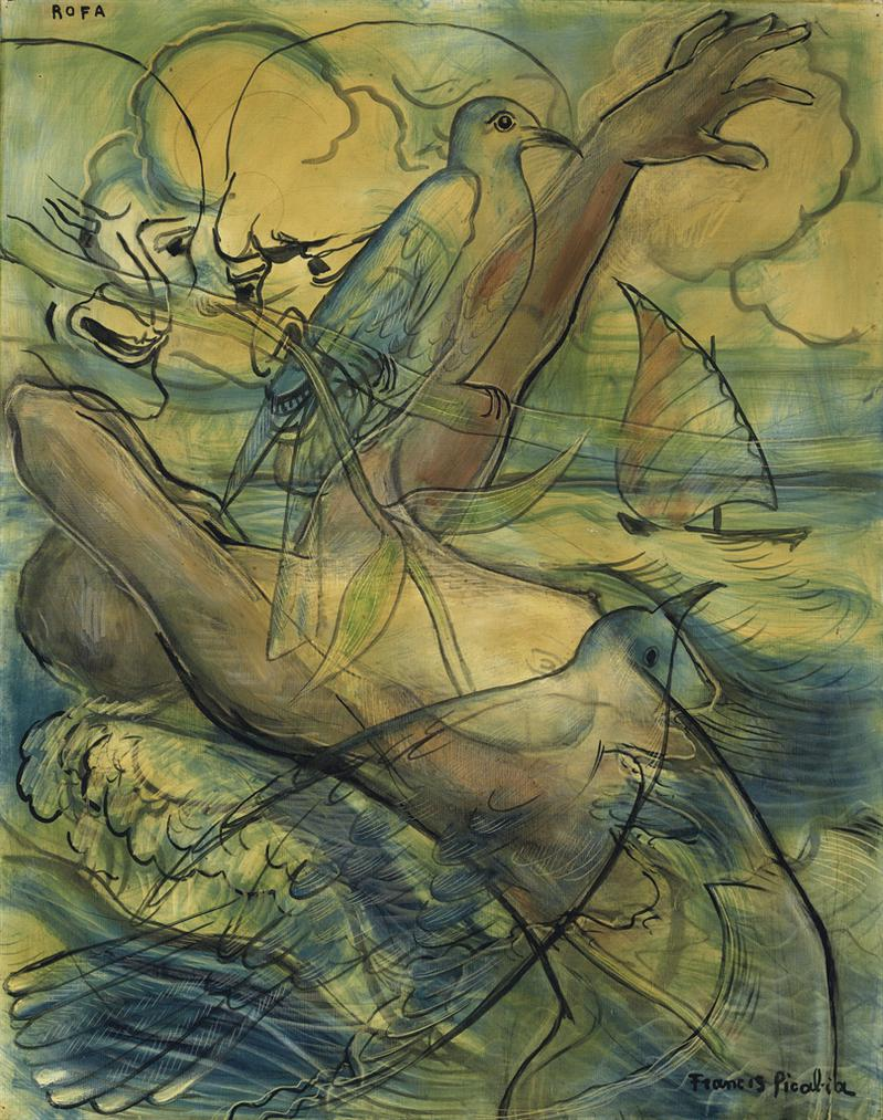 Francis Picabia-Rofa-1933