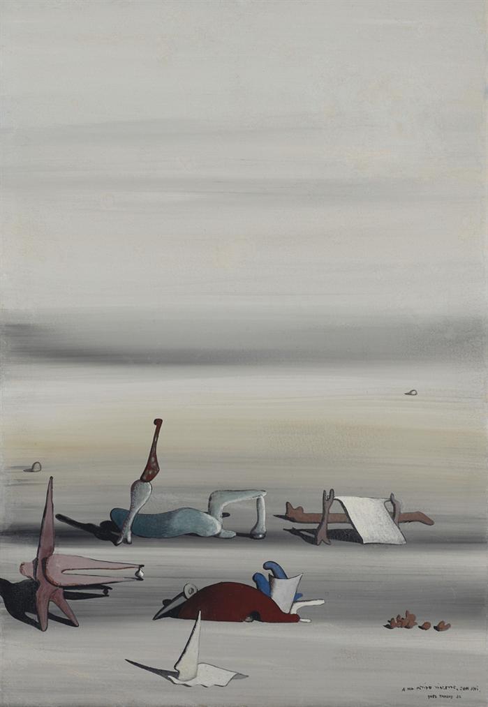 Yves Tanguy-Sans Titre-1936
