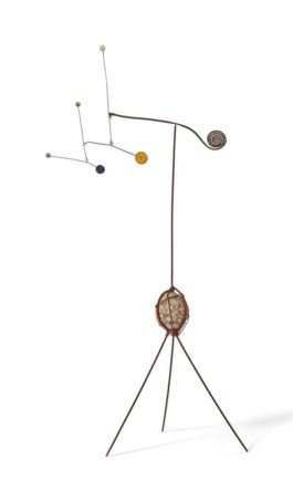 Alexander Calder-Sans Titre-1948