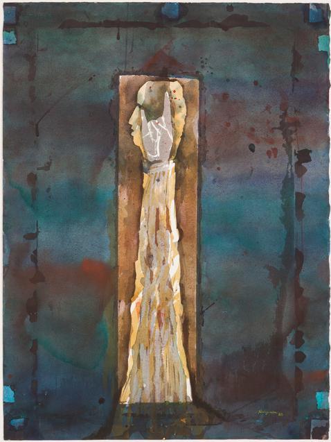 Sa Nogueira-Um Longo Fantasma Saido Do Inconsciente-1988