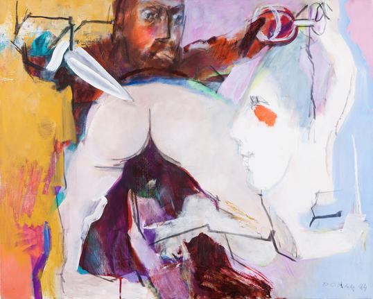 Julio Pomar-Ulisses E Circe-1994