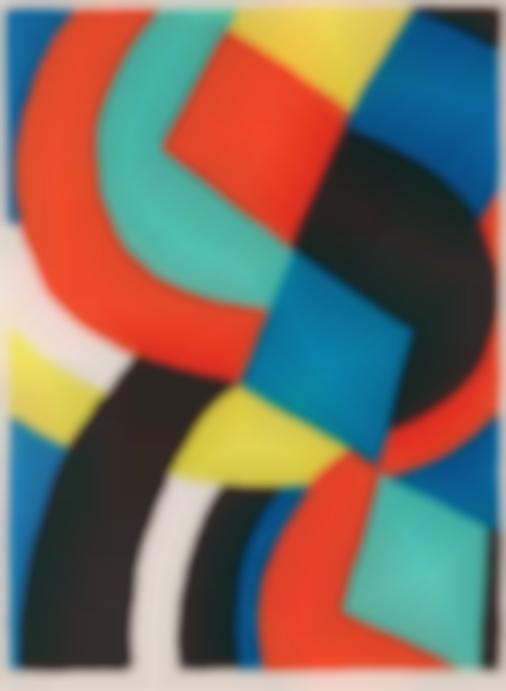 Sonia Delaunay-Untitled-