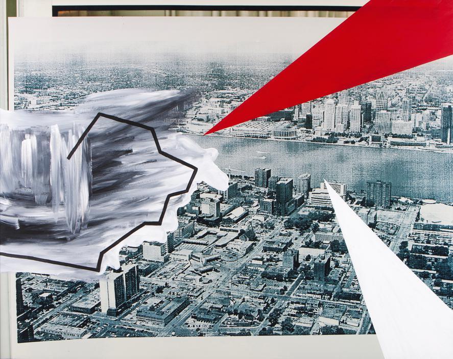 Pedro Barateiro - Seeing From Above III-2006