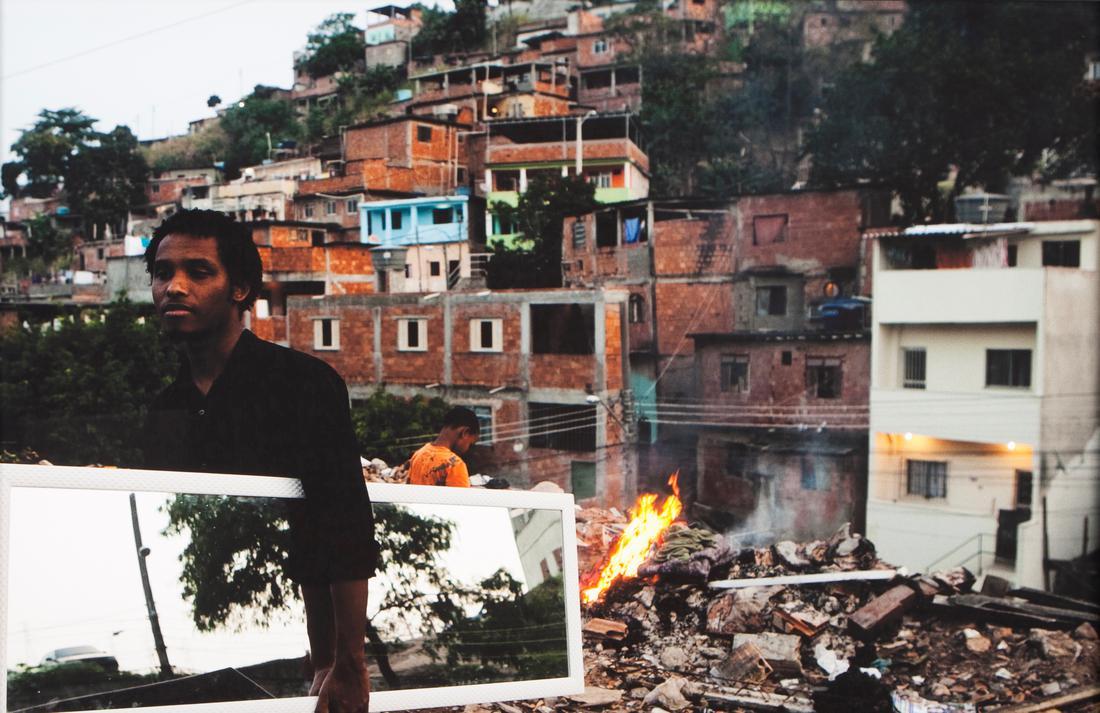 Dias & Riedweg - O Espelho E A Tarde 3-2011