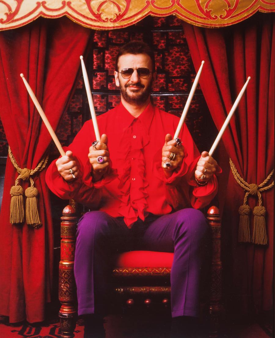 Mark Seliger - Ringo Starr, Los Angeles 1992-2001