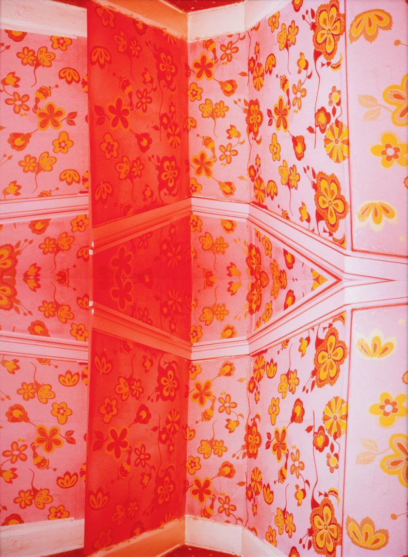 Rachel Khedoori - Untitled (Pink Room #6)-2001
