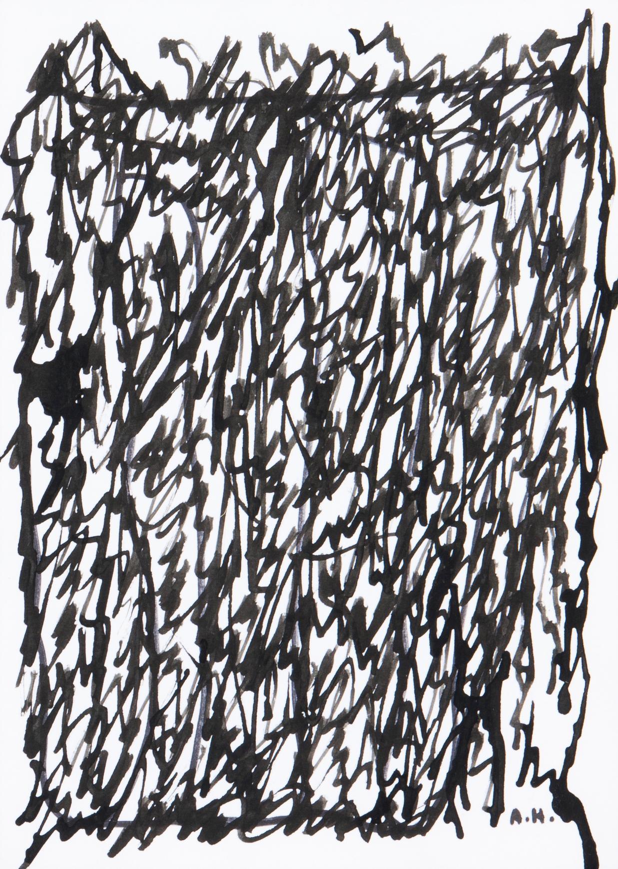 Ana Hatherly - Untitled-2001