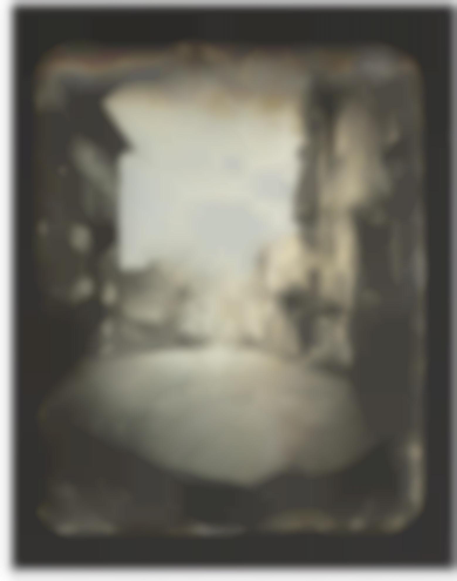 Joseph Philibert Girault De Prangey - 64. Rome, Pres La Fontaine Des Tartarughes-1842