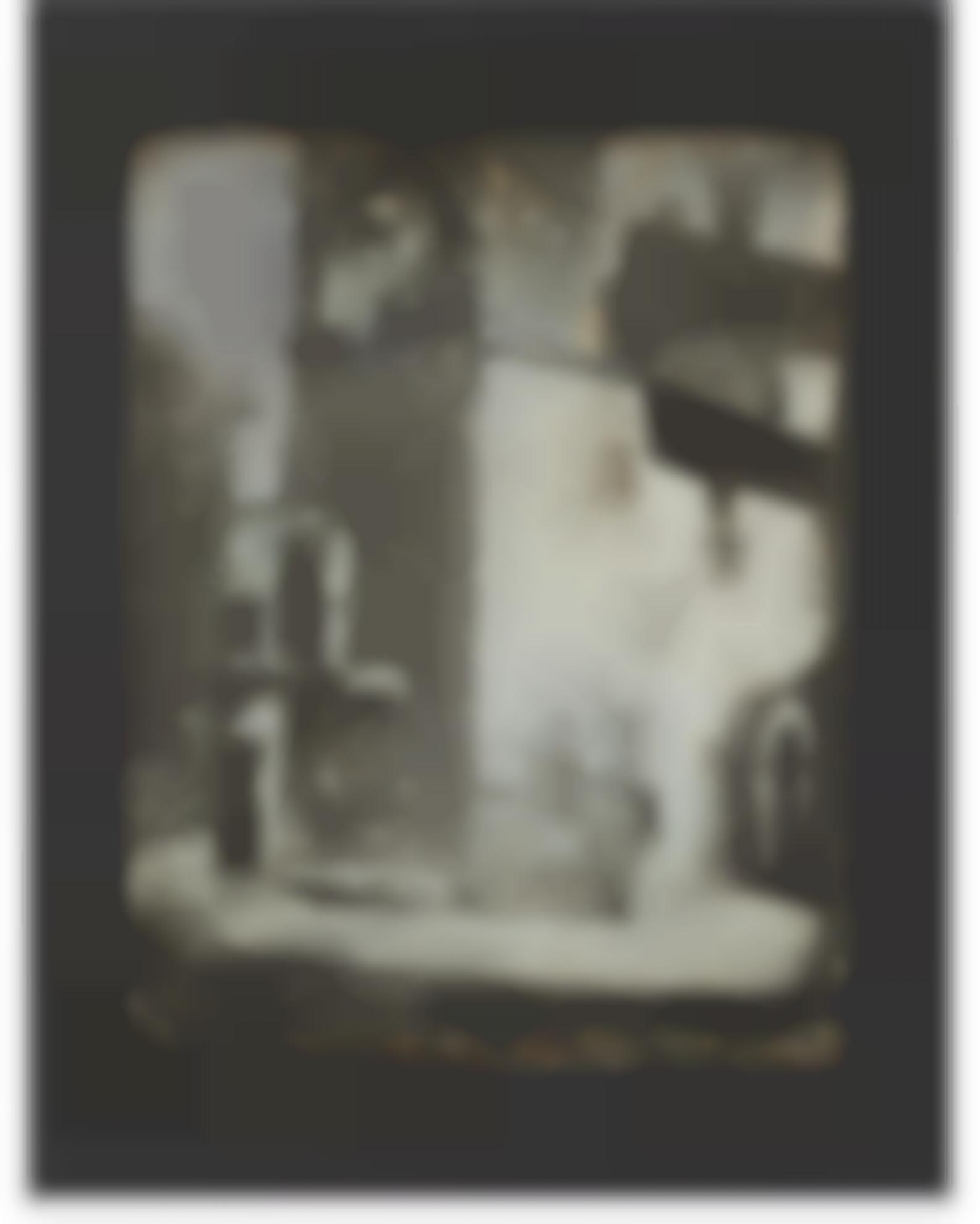Joseph Philibert Girault De Prangey - 81. Frascati. Campanile ?-1842
