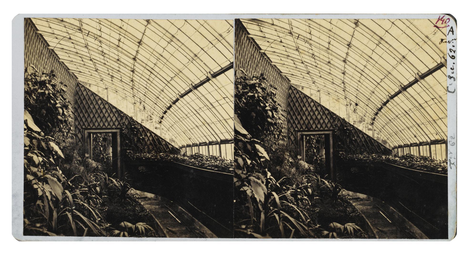 Attribue A Joseph-Philibert Girault De Prangey - Villa Des Tuaires, Courcelles Val Desnoms-1865