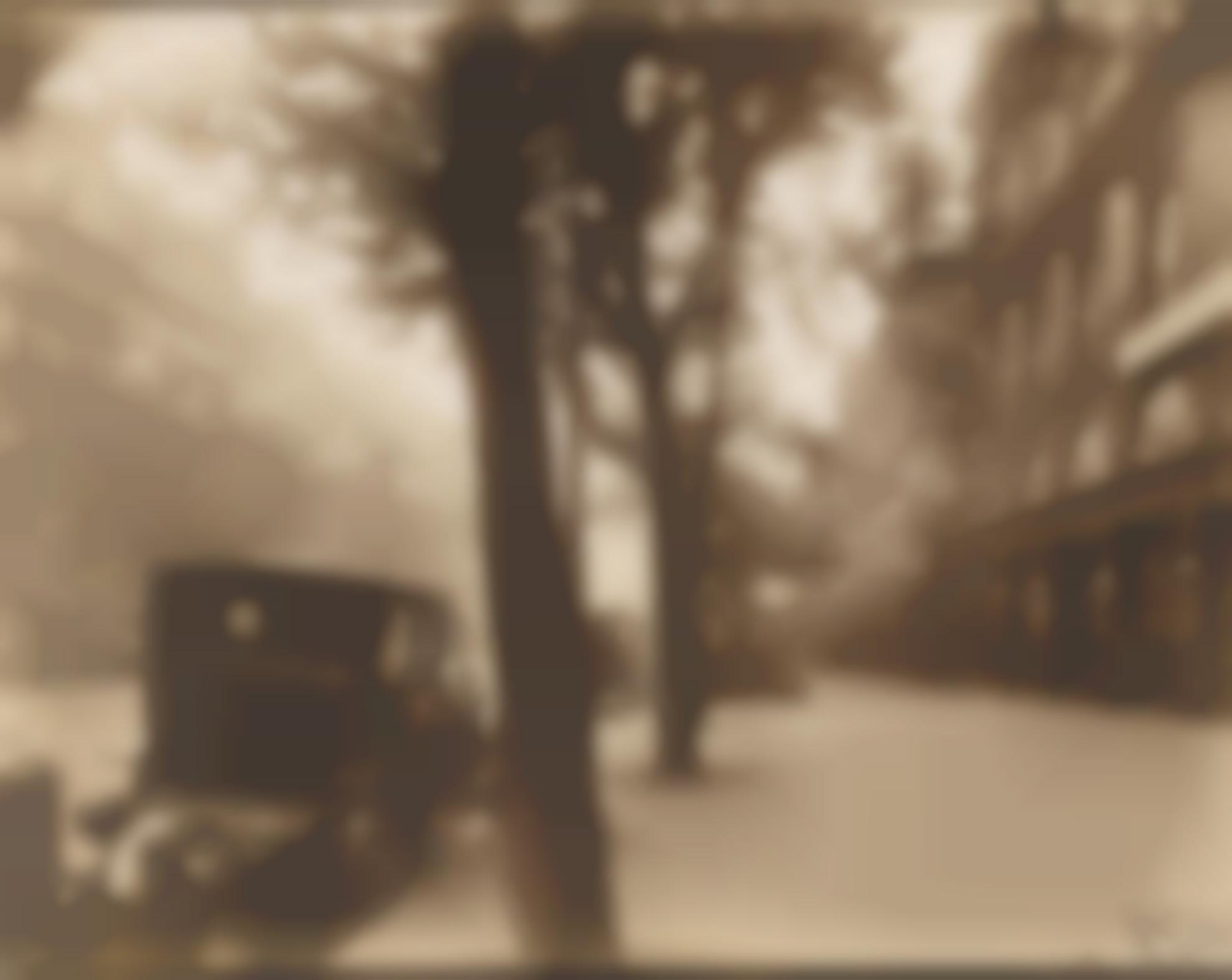 Eugene Atget-Boulevard De Bonne Nouvelle-1926