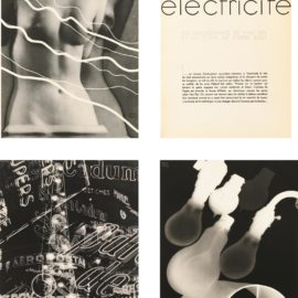 Man Ray-Electricite-1931