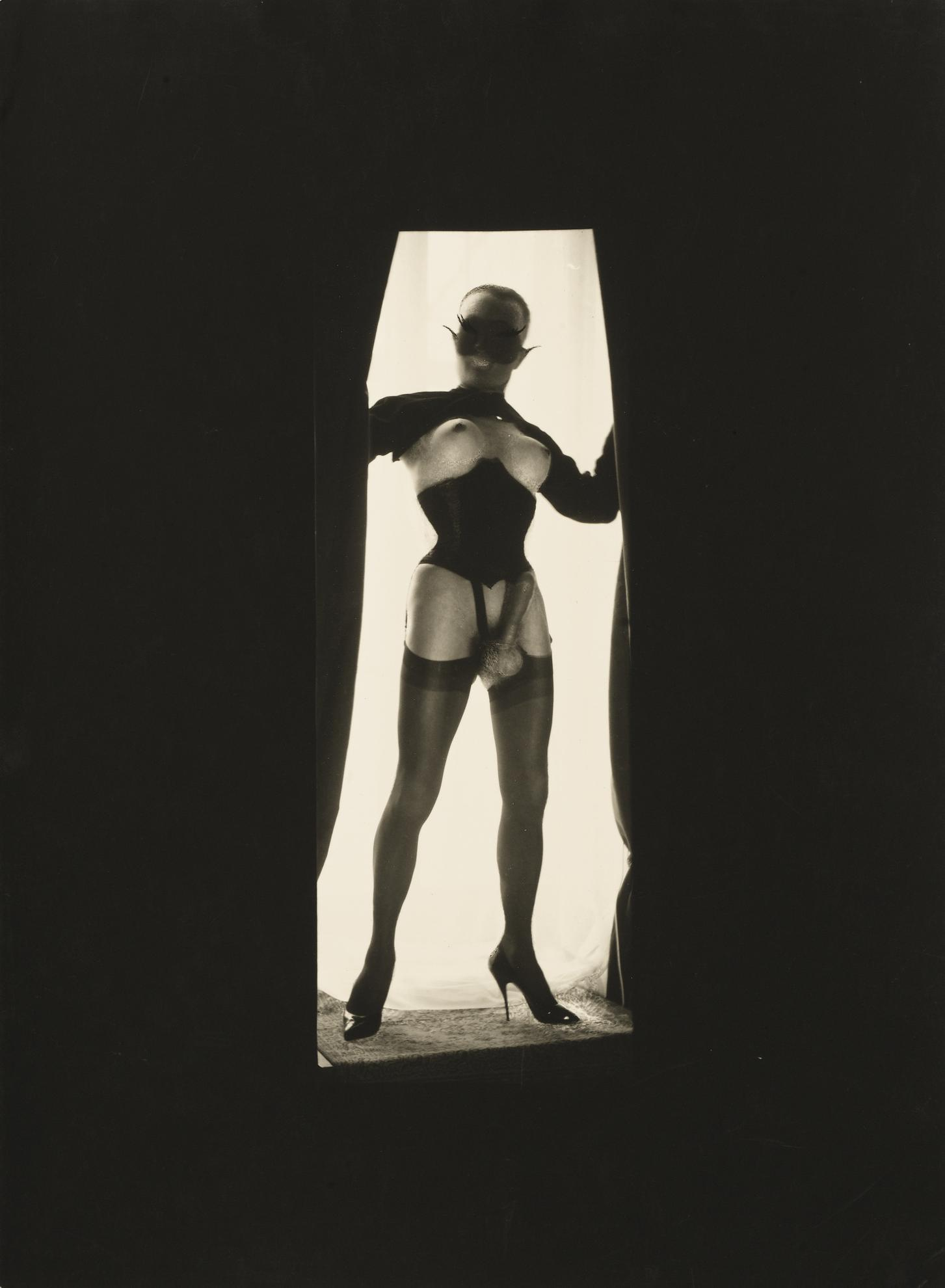Pierre Molinier-Le Chaman-1965