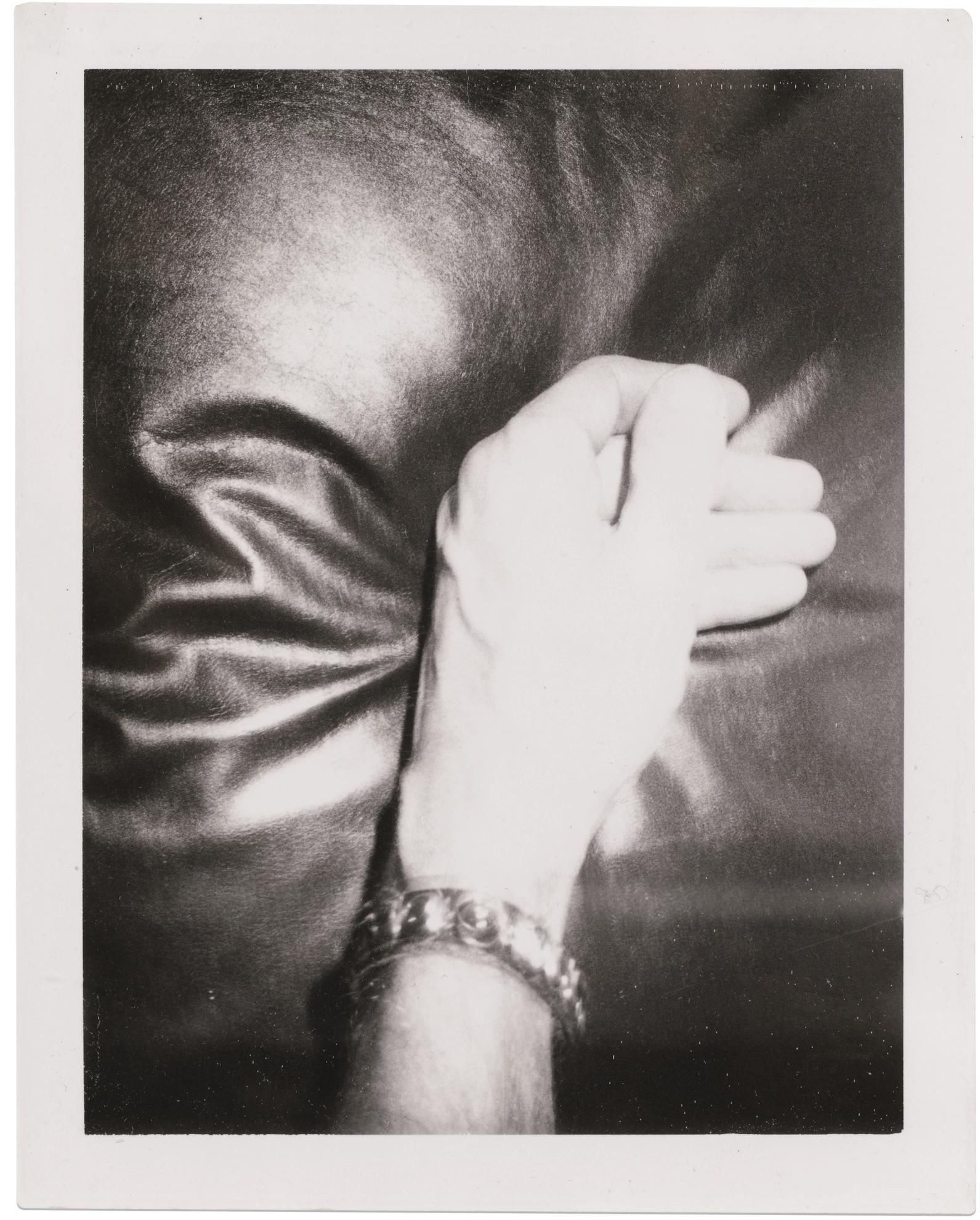 Robert Mapplethorpe-Self Portrait-1973