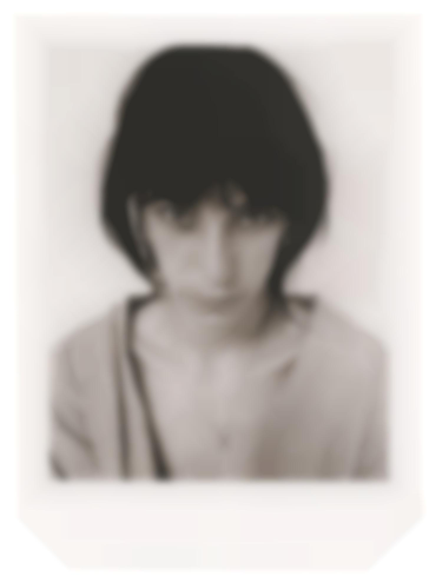 Robert Mapplethorpe-Untitled (Patti Smith)-1973