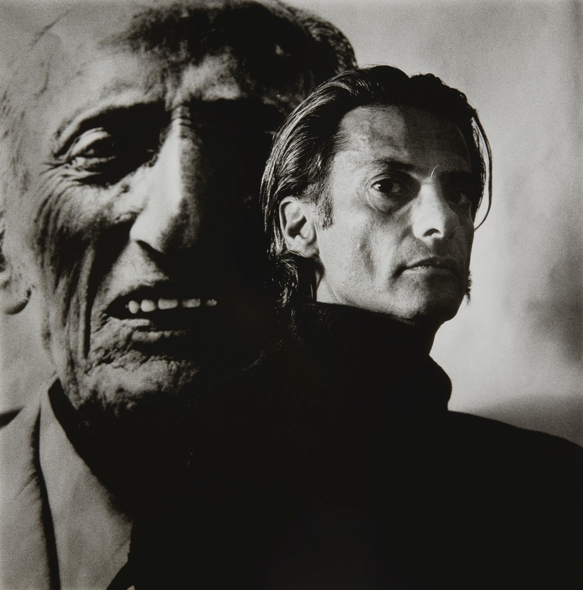 Gideon Lewin - Untitled (Richard Avedon)-1975