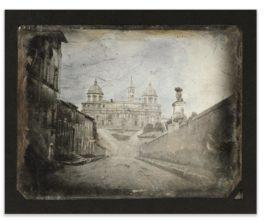 Joseph Philibert Girault De Prangey - 49. Rome, Santa Maria Maggiore-1842