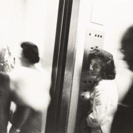 Robert Frank-Elevator, Miami Beach Hotel-1955