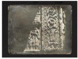 Joseph Philibert Girault De Prangey - 51. Rome, Les Scholas, Bas Relief-1842