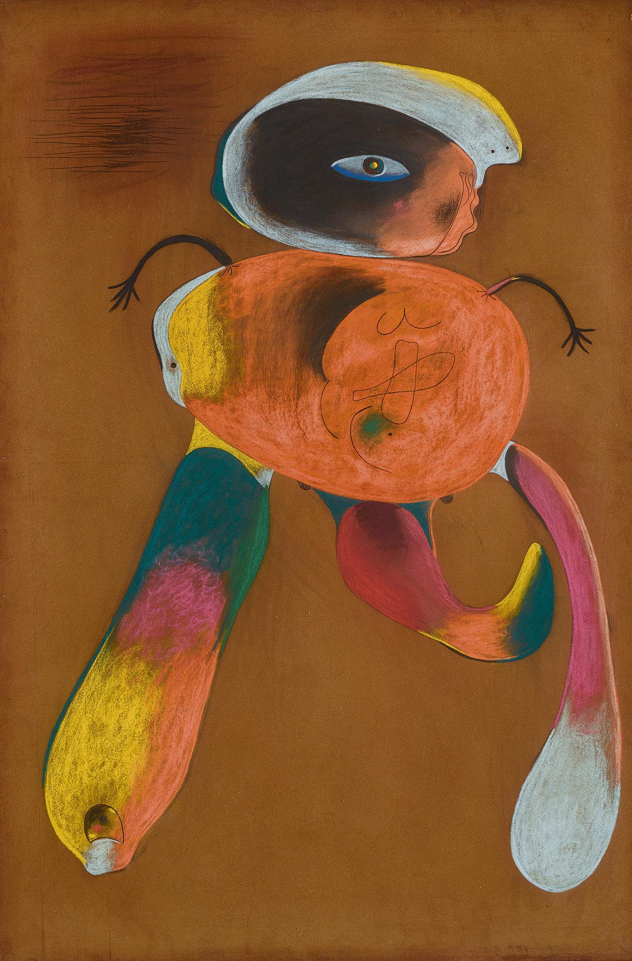 Joan Miro-Figure-1934
