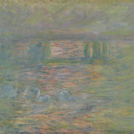 Claude Monet-Charing Cross Bridge-1901