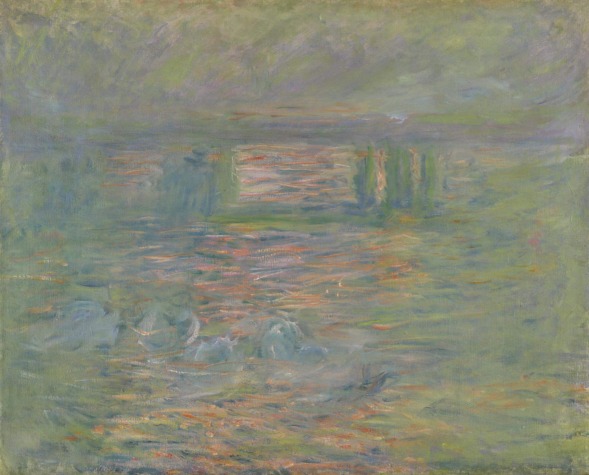 Claude Monet-Charing Cross Bridge-1901