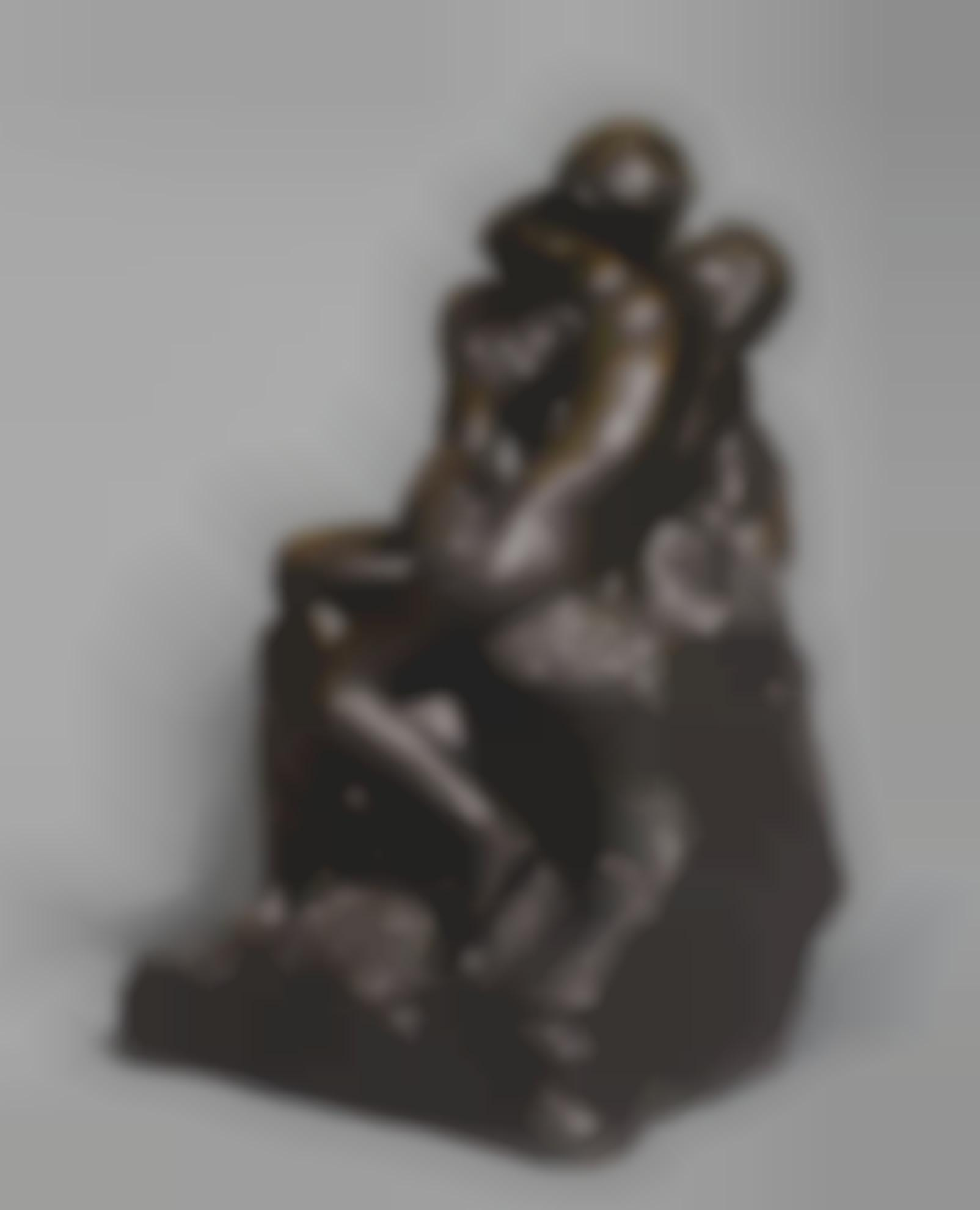 Auguste Rodin-Baiser, 1Ere Reduction-1898