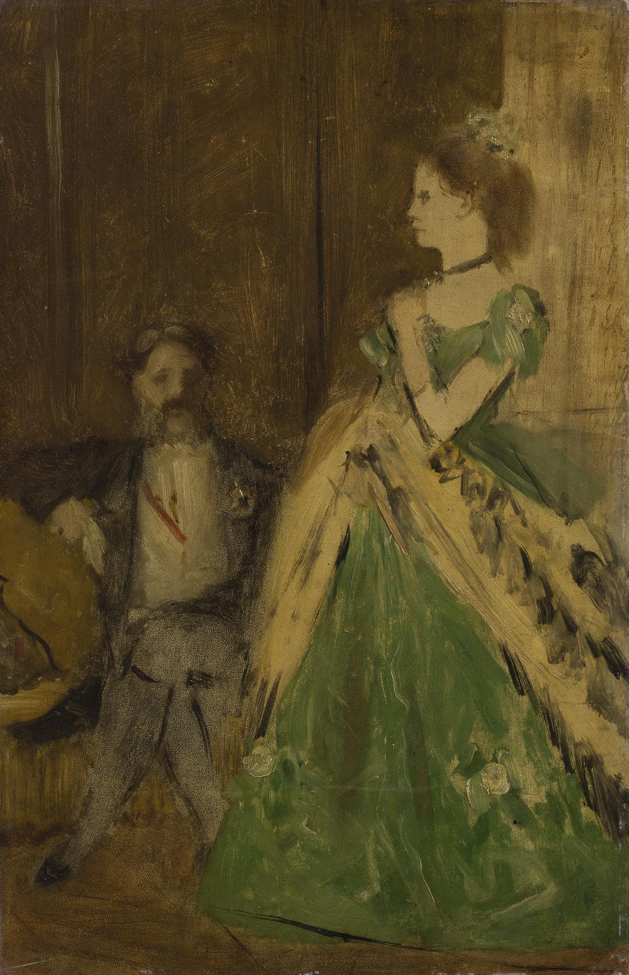 Edgar Degas-Scene Dinterieur-1867