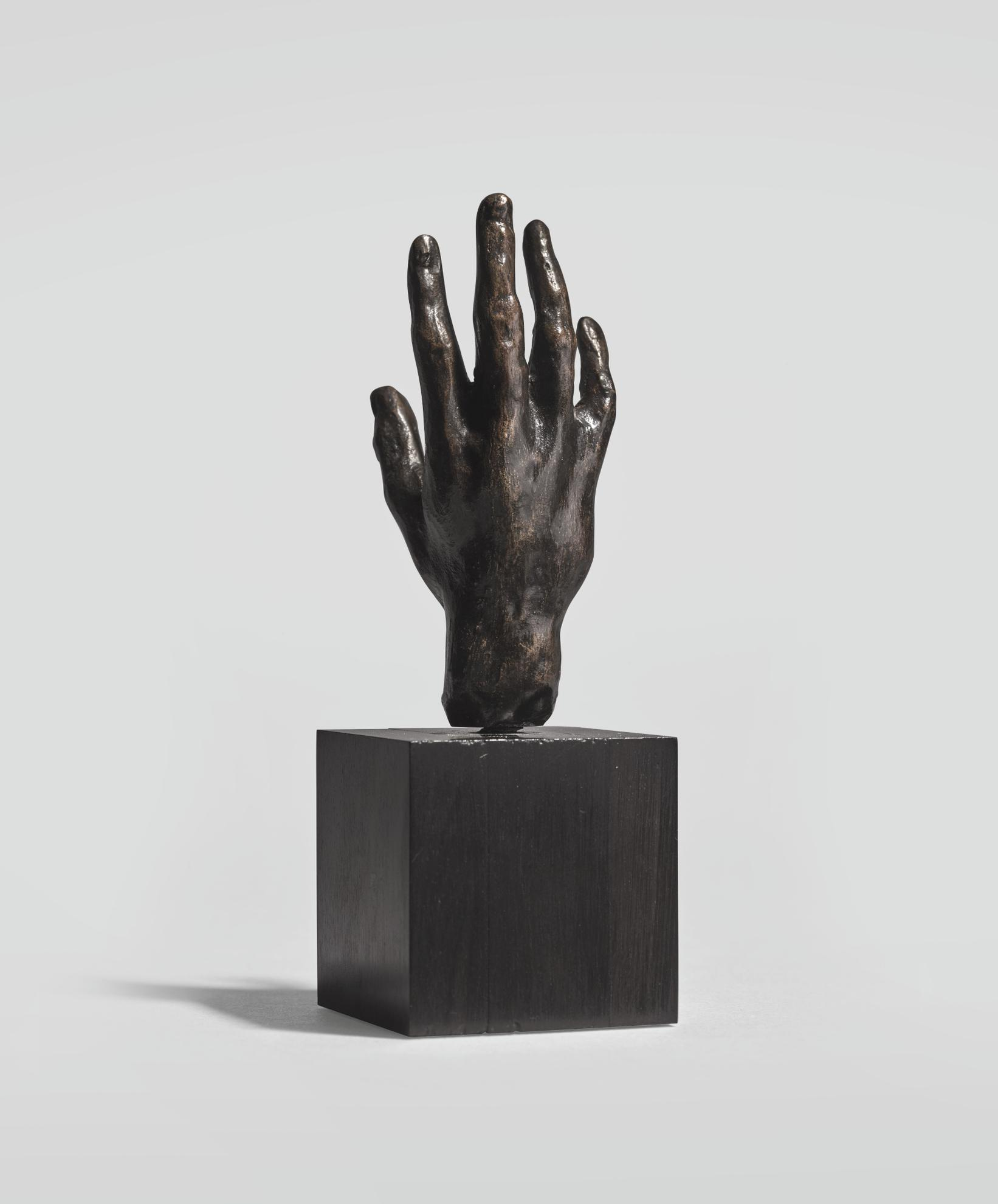 Auguste Rodin-Main Droite No. 32, Petite Modele-1885