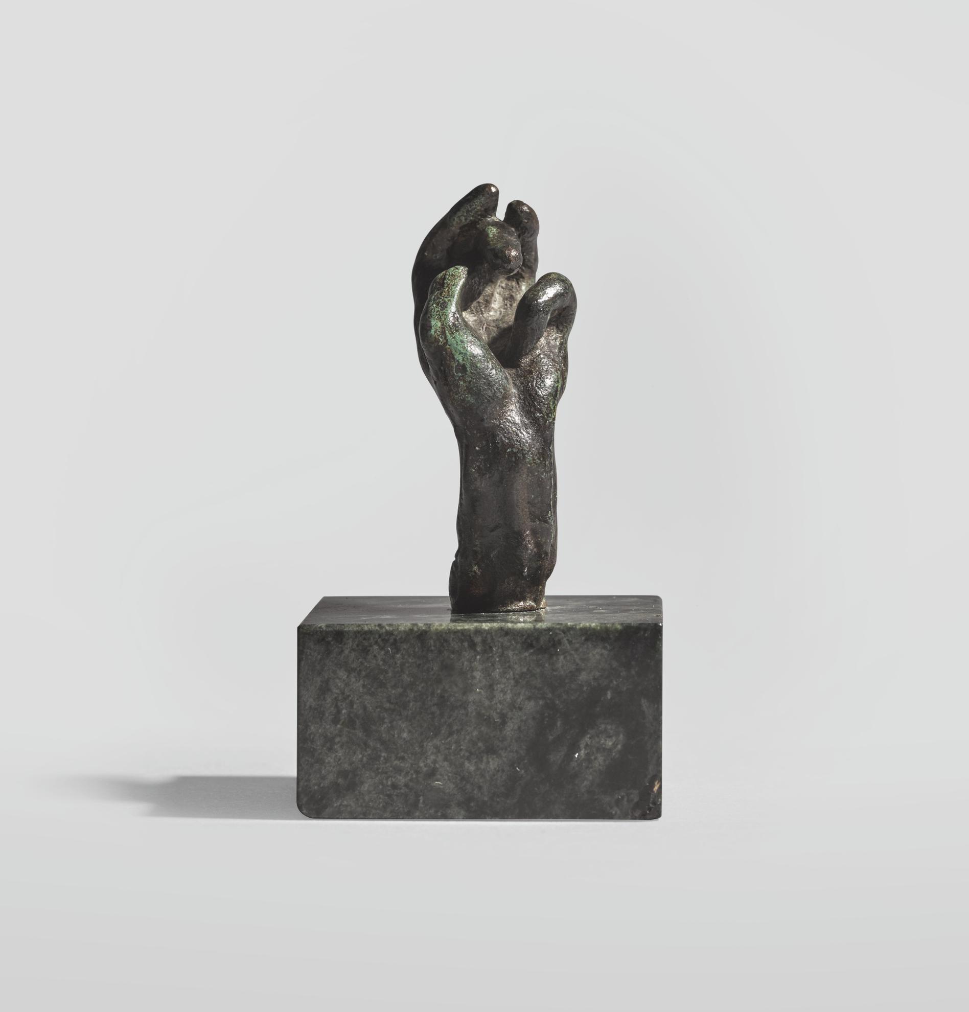 Auguste Rodin-Main No. 20, Petit Modele-1898