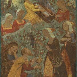 Paul Serusier-Antilachi Guerit Les Malades Par Chansons-1918