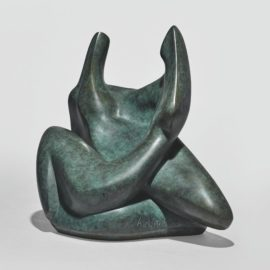 Alexander Archipenko-Conversation-1936