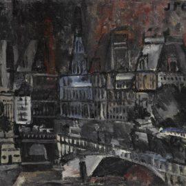 Joaquin Torres-Garcia-Hotel De Ville (Palais De Justice)-1927