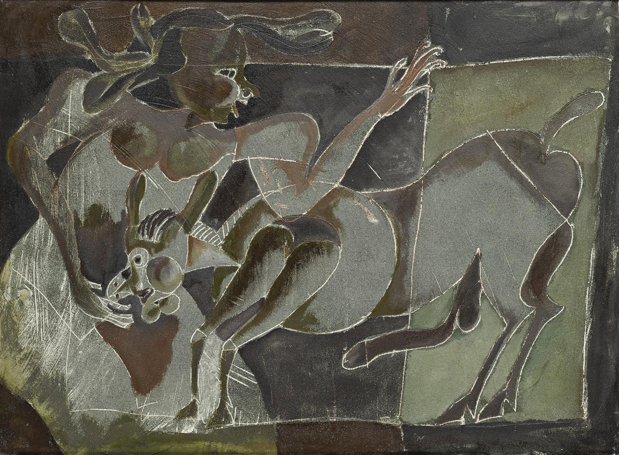 Francisco Toledo-Juegos-1980