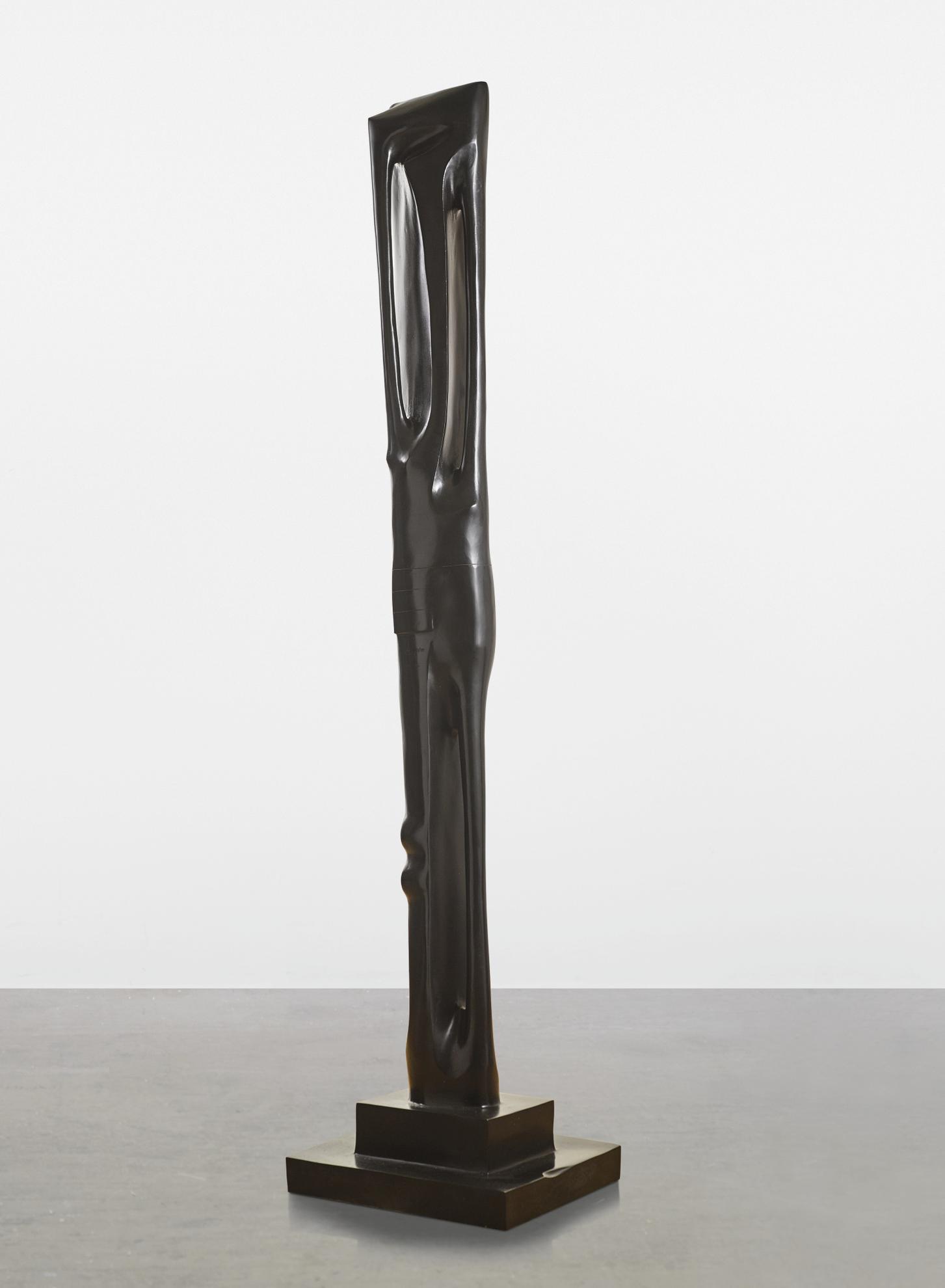 Agustin Cardenas-Untitled (Totem)-1991