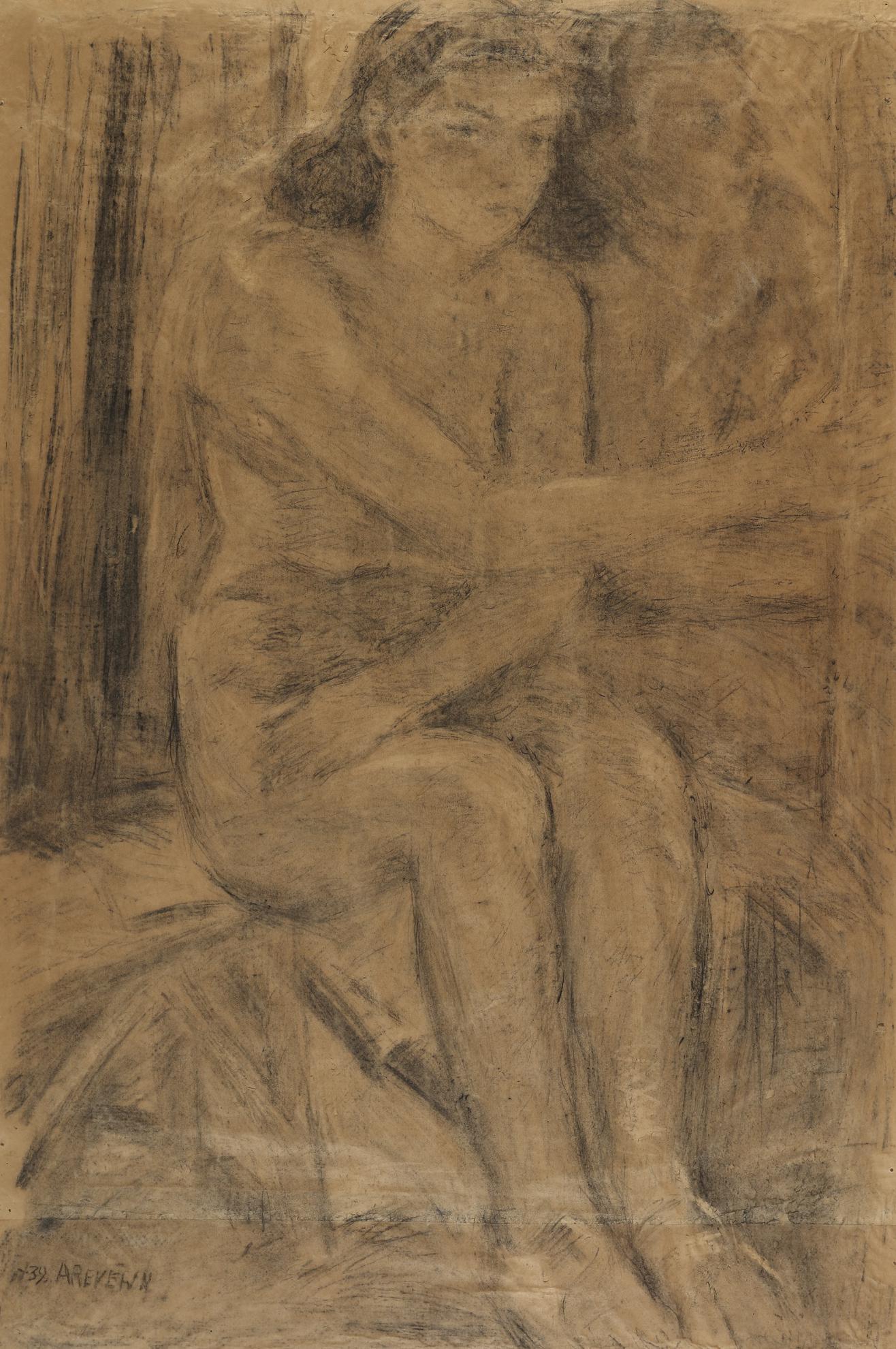 Armando Reveron-Desnudo-1939