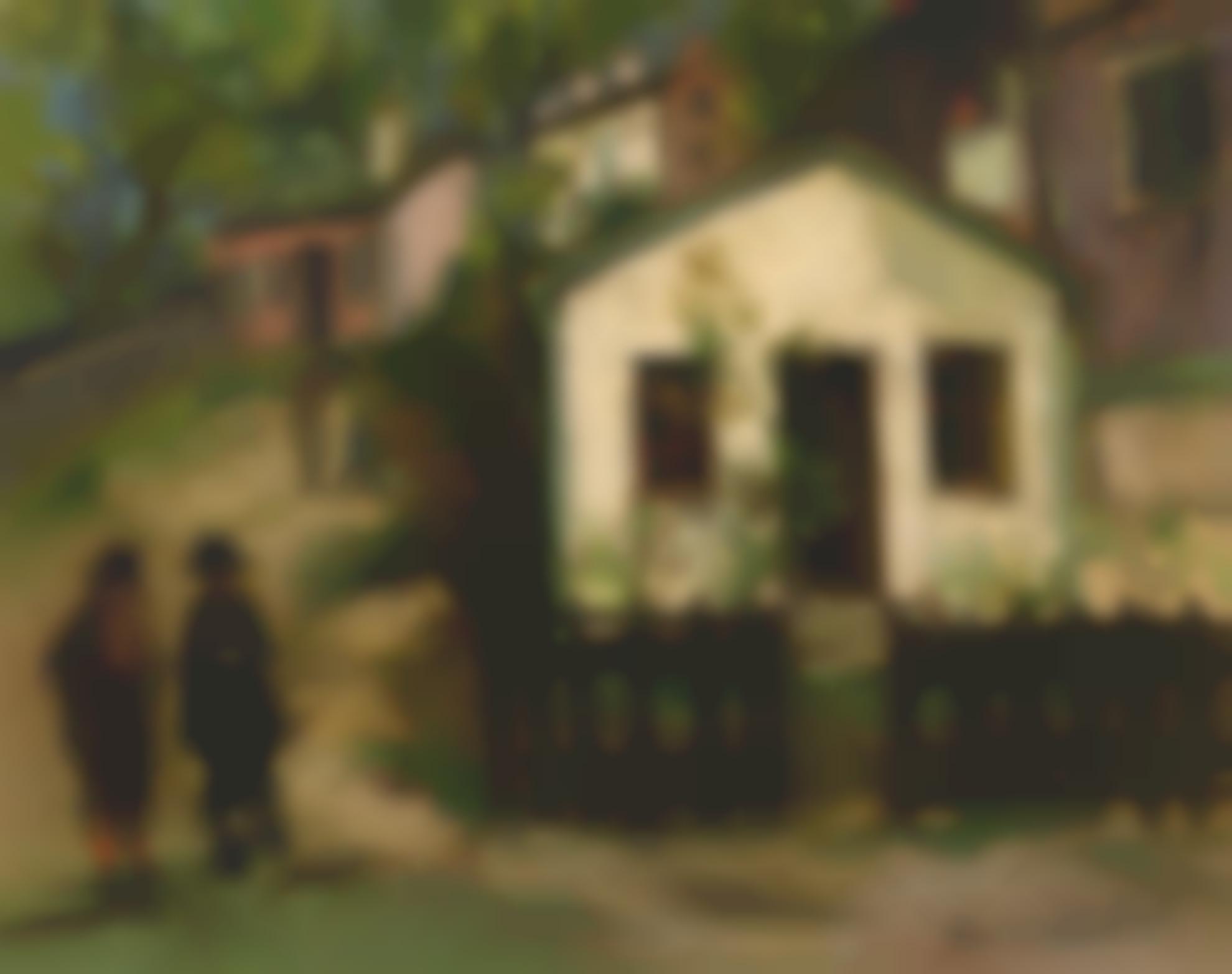 Maurice Utrillo-Marquis, Montmartre-1922