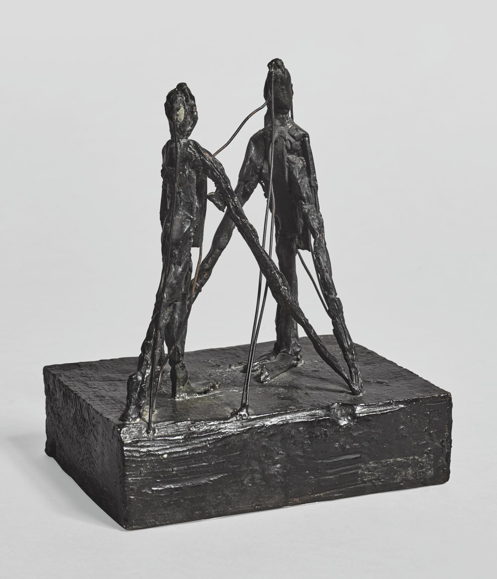 Germaine Richier-La Lutte-1948