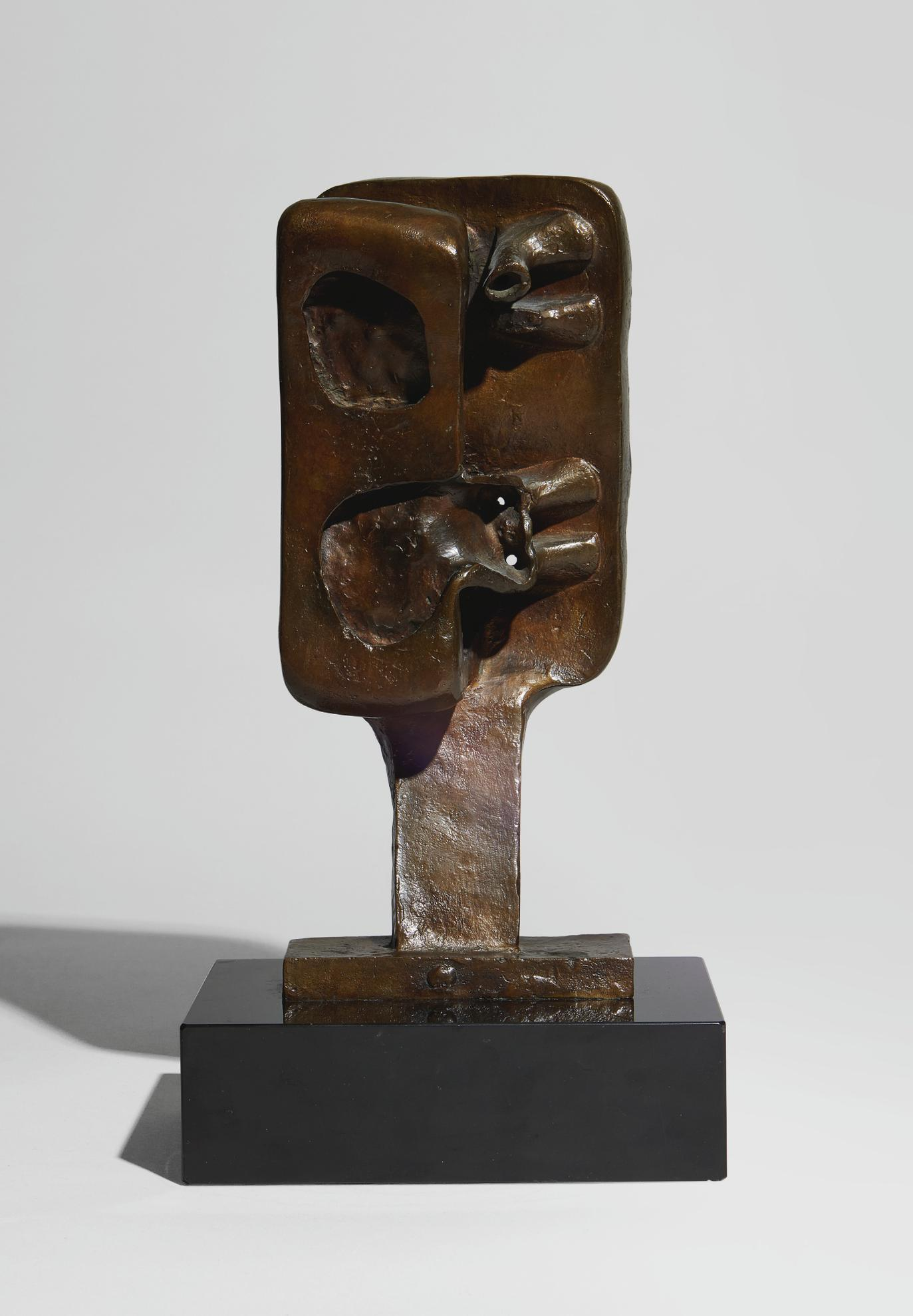 Henry Moore-Square Head-1960