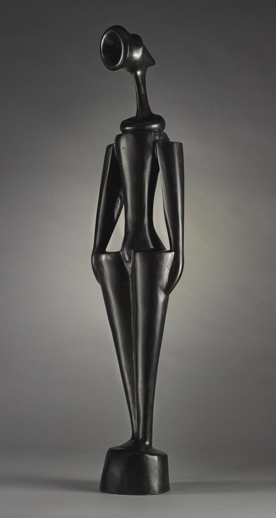 Max Ernst-La Parisienne-1950