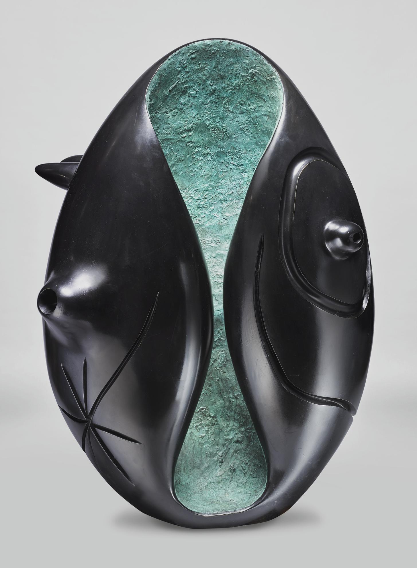 Joan Miro-Conque-1969