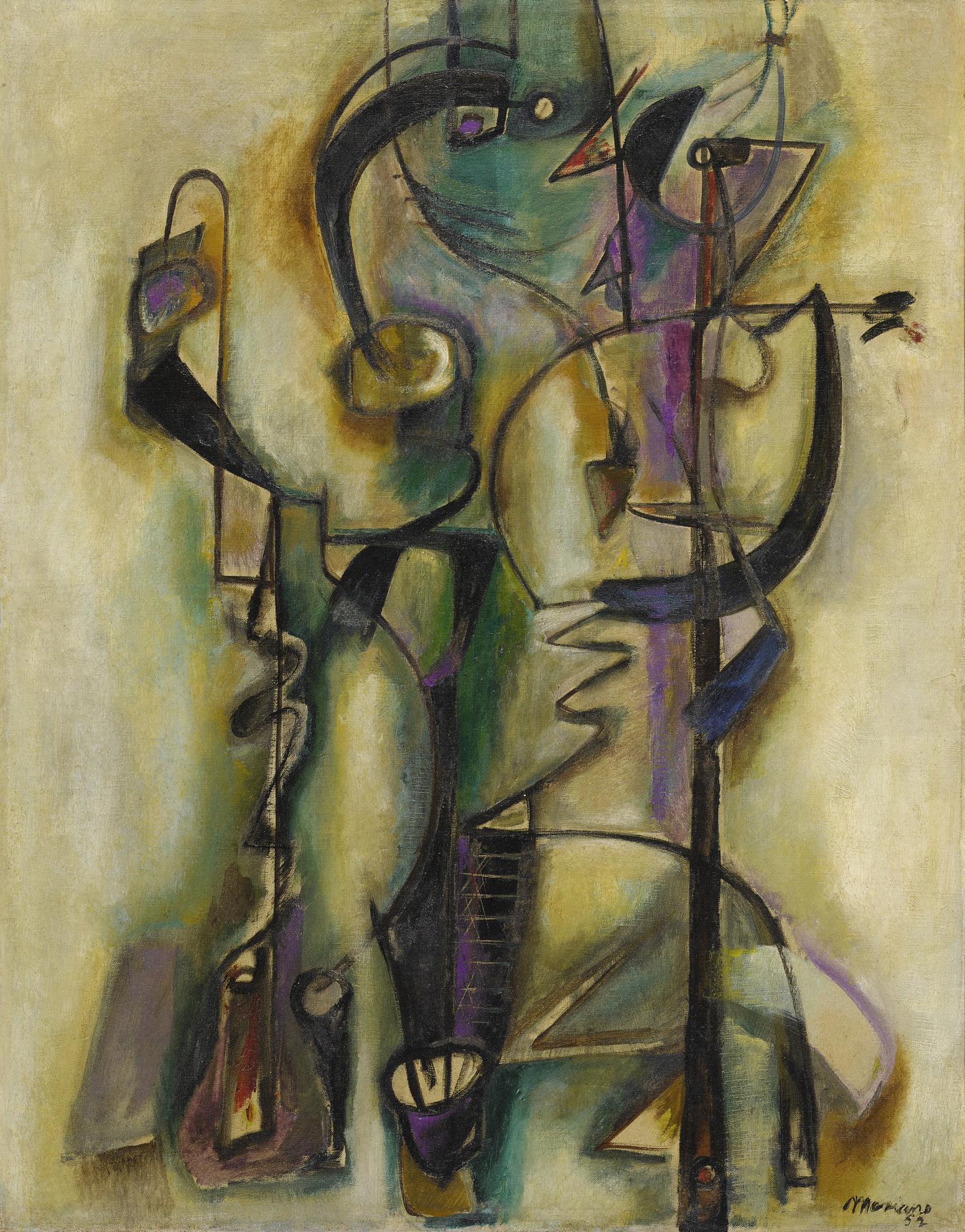 Mariano Rodriguez-Pareja-1952