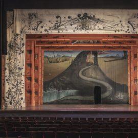 Salvador Dali-Stage Set For Bacchanale-1939
