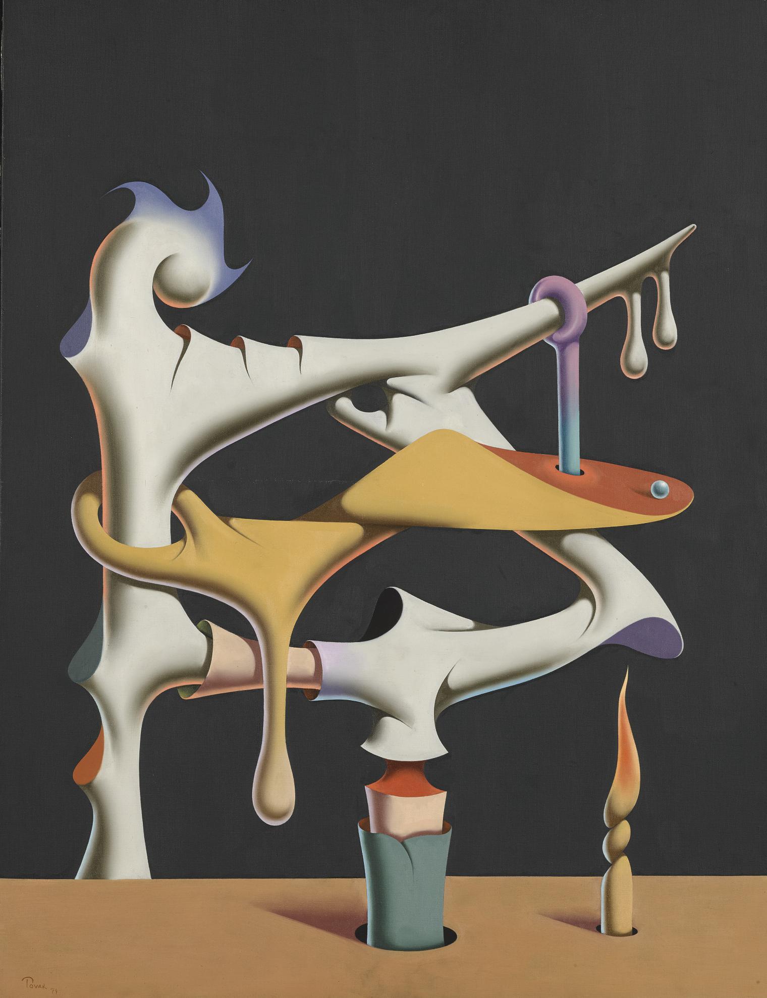 Ivan Tovar - Sans Titre-1974