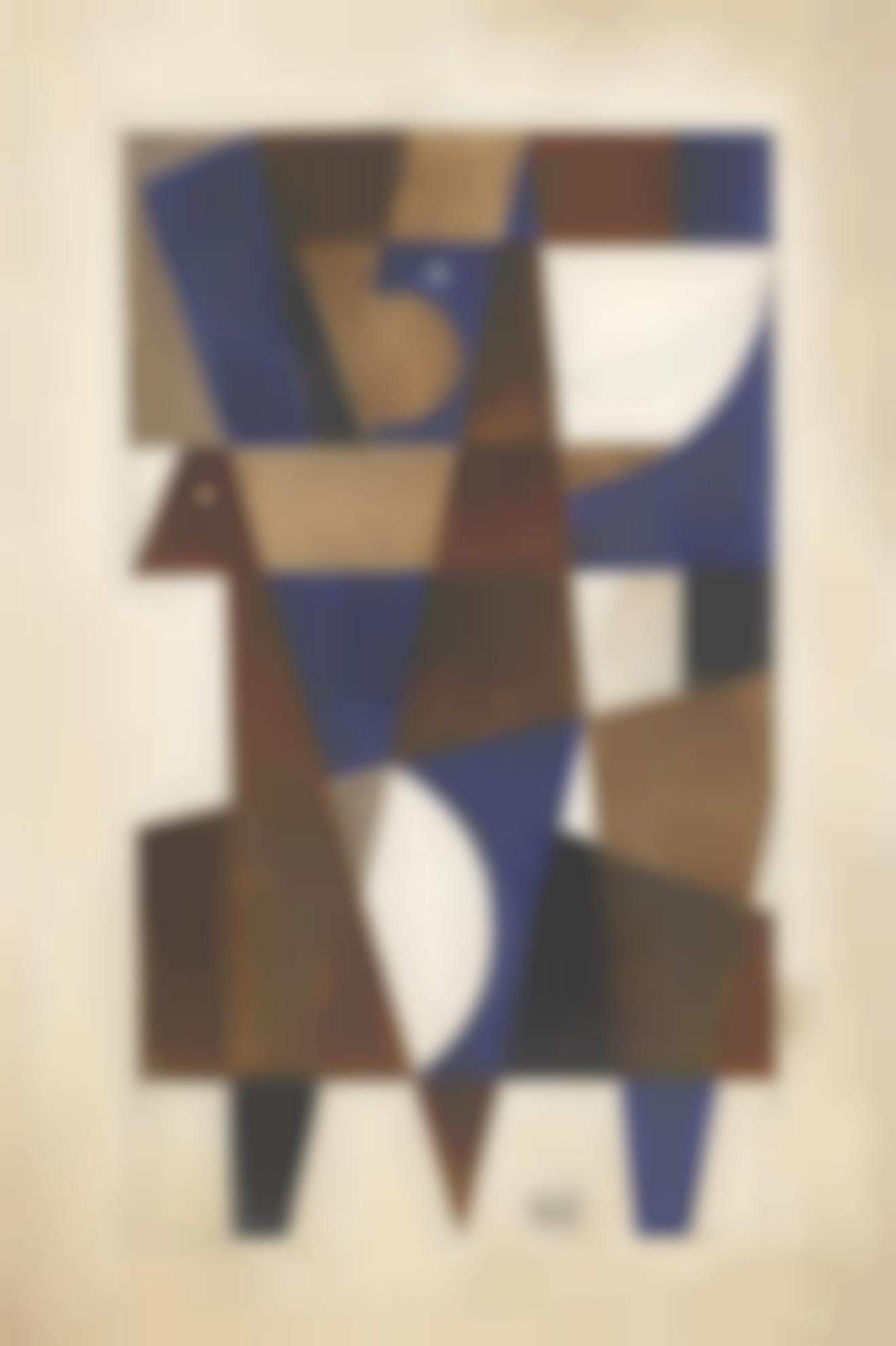 Carlos Merida-Untitled-1976