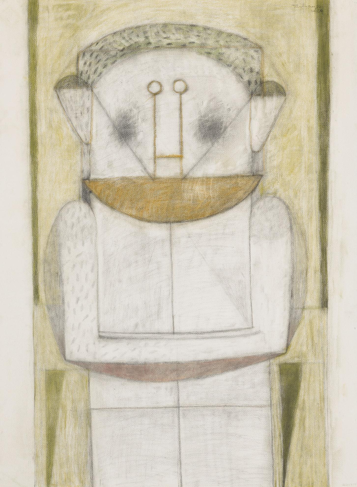Rufino Tamayo-Sin Titulo-1969