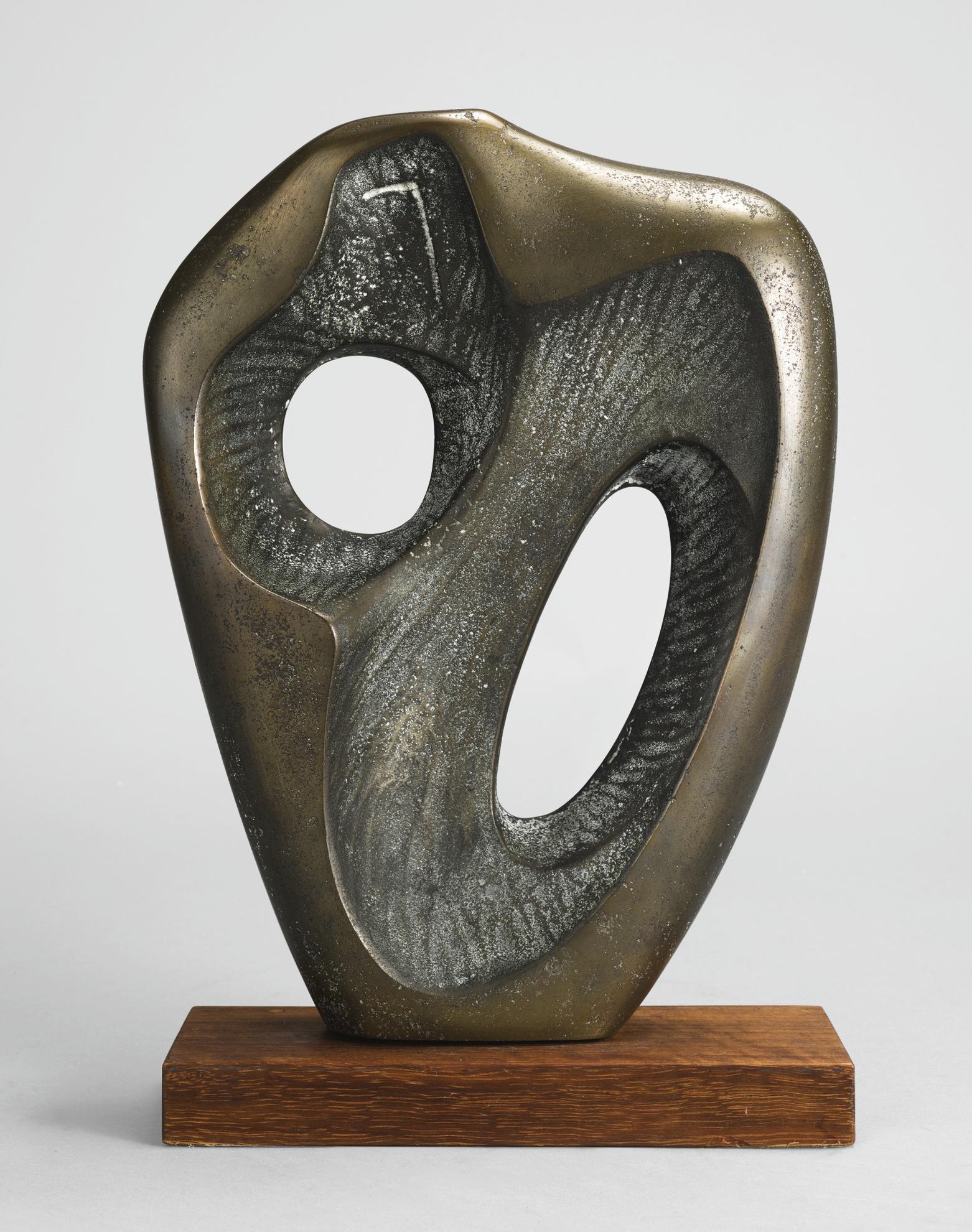 Barbara Hepworth-Figure (Imprint)-1956